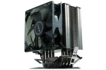Antec A40 PRO Air CPU Cooler, 92mm PWM Blue LED Fan. 77CFM. Intel 775, 115x,