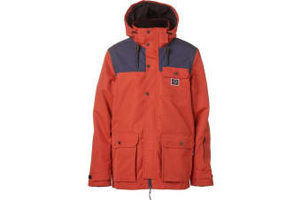 Elude Men's Snow Quinn Jacket Size XS