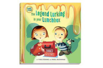 Legend Lurking in Your Lunchbox - Dinner Detectives, Case #103