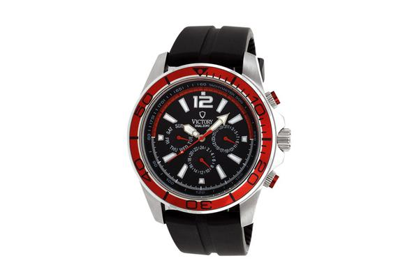 Victory Men's V-Earth Watch (5127-RBR)
