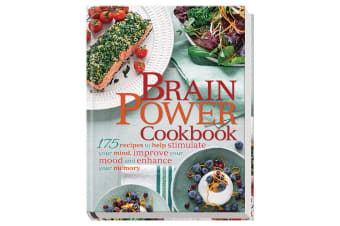 Brain Power Cookbook