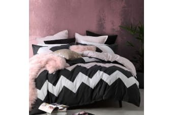 Marley Musk Quilt Cover Set Super King