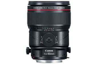 New Canon TS-E 90mm f/2.8L Macro Tilt-Shift Lens (FREE DELIVERY + 1 YEAR AU WARRANTY)