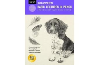 Drawing: Basic Textures in Pencil - A beginner's guide to realistic textures in graphite