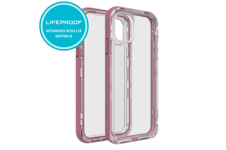 Lifeproof Next Dirt/Drop Proof Mobile Case Cover for Apple iPhone 11 Rose Oil/PK