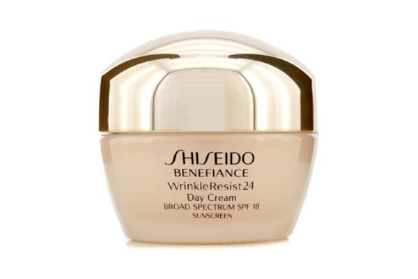Shiseido Benefiance WrinkleResist24 Day Cream SPF 18 (50ml/1.8oz)
