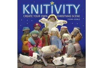 Knitivity - Create Your Own Christmas Scene