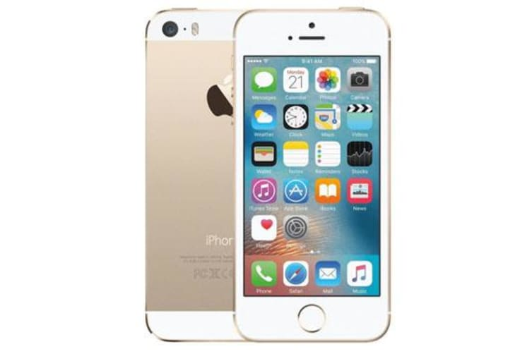 Used as Demo Apple iPhone 5s 16GB Gold (100% GENUINE + 6 MONTHS AU WARRANTY)