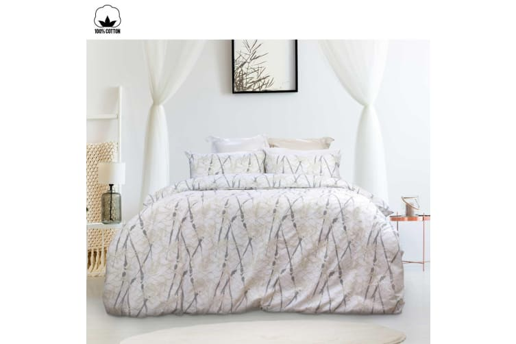 Otaru Quilt Cover Set King