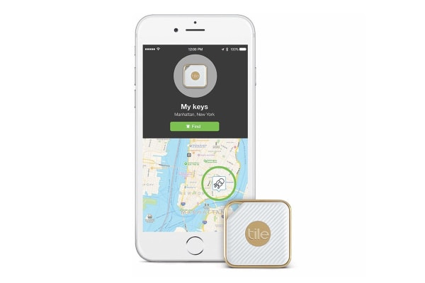 2- Pack Tile Style Pro Bluetooth Tracker  (TI-RT-11002)