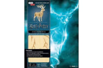 IncrediBuilds - Harry Potter: Stag Patronus Deluxe Book and Model Set