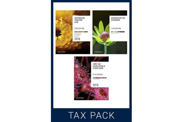 Core Student Tax Pack 4 2018