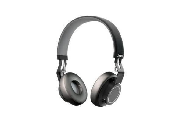 JABRA MOVE WIRELESS HEADPHONES BLK