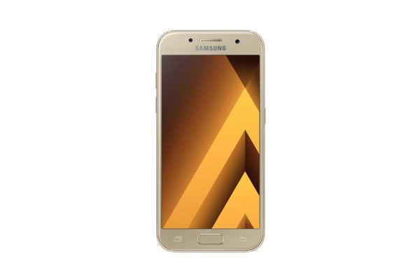 Samsung Galaxy A3 2017 Dual-SIM (16GB, Gold)