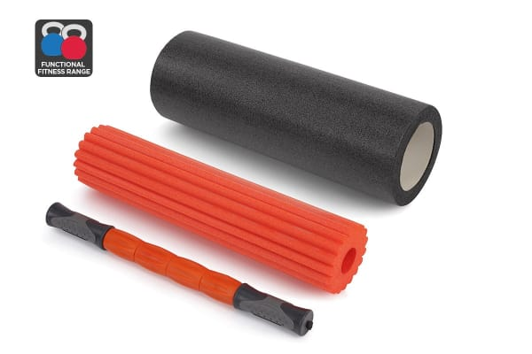 Fortis 3-in-1 Foam Massage Roller (45cm)