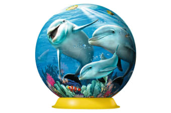 Ravensburger - Underwater Fantasy Puzzleball 108pc