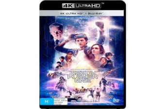 Ready Player One (4K UHD/Blu-ray)