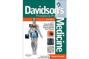 Davidson's Principles and Practice of Medicine - With STUDENT CONSULT Online Access