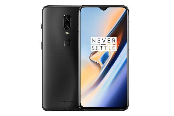 OnePlus 6T (8GB RAM, 256GB, Midnight Black)