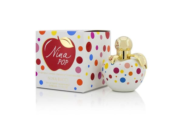 Nina Ricci Nina Pop Eau De Toilette Spray (10th Birthday Edition) (50ml/1.7oz)