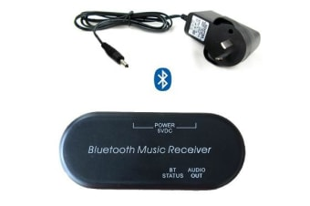 Wireless Bluetooth Adapter 3.5 Aux Audio Music Receiver For Speaker Smartphones