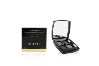 Chanel Les 4 Ombres Quadra Eye Shadow - No. 324 Blurry Blue 2g