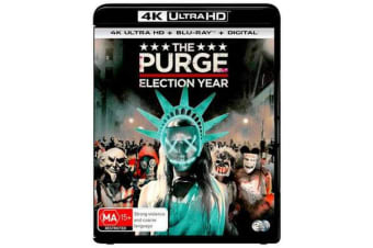 The Purge : Election Year (4K UHD)