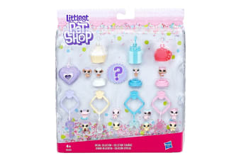 Littlest Pet Shop Special Collection Frosting Frenzy