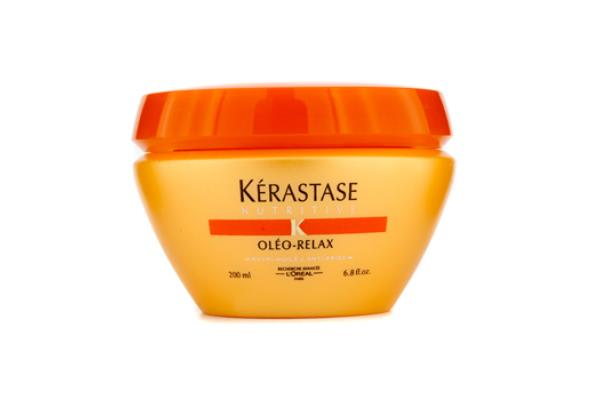 Kerastase Kerastase Nutritive Oleo-Relax Smoothing Mask (Dry & Rebellious Hair) (200ml/6.8oz)