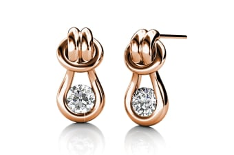 Endulge Earrings Embellished with Swarovski crystals