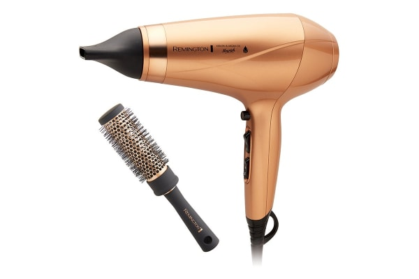Remington Keratin & Argan Oil Nourish 2200W Hair Dryer (AC8820AU)