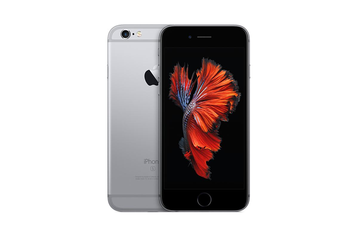Image of Apple iPhone 6s (32GB, Space Grey)