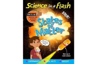 Science in a Flash - States of Matter