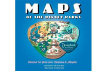 Maps of the Disney Parks - Charting 60 Years from California to Shanghai