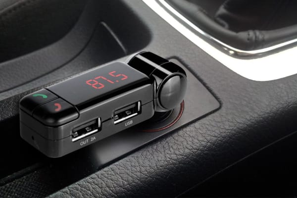 4-in-1 Bluetooth Car Kit