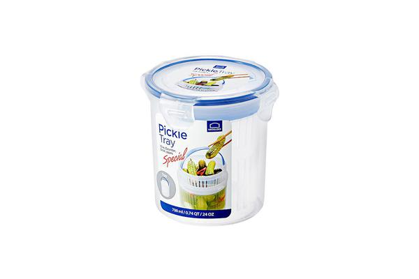 Lock & Lock Special Round Container with Draining Basket 700ml