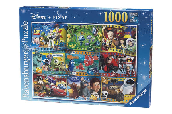 Ravensburger Disney Pixar Movies 1000 Piece Puzzle