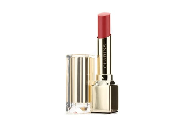 Clarins Rouge Eclat Satin Finish Age Defying Lipstick - # 08 Coral Pink (3g/0.1oz)