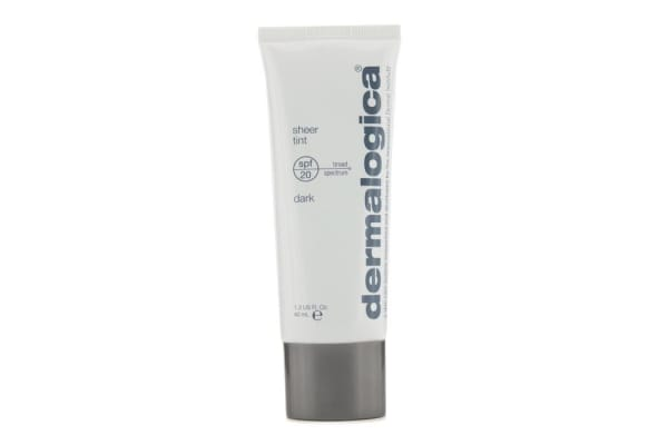 Dermalogica Sheer Tint Moisture SPF20 (Dark) (40ml/1.3oz)