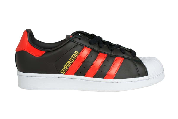 744df7882917 Adidas Originals Men s Superstar Shoe (Core Black Bold Orange White ...