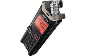 TASCAM DR-22WL Portable Sound Recorder Wi-Fi enabled transport control and file sharing