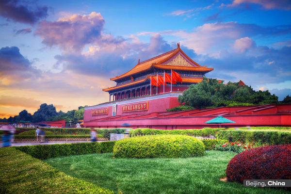 ASIA: 24 Day Best of Asia Tour with Flights for Two