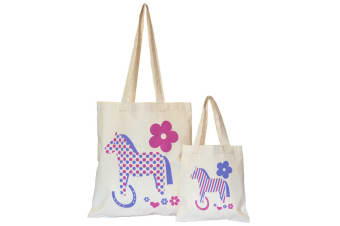 Moorland Rider Cotton Gift Bag (May Vary)