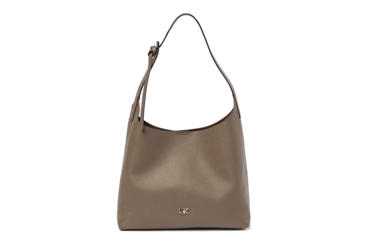 Michael Kors Junie Medium Hobo (Mushroom)