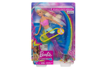 Barbie Dreamtopia Sparkle Lights Mermaid Doll