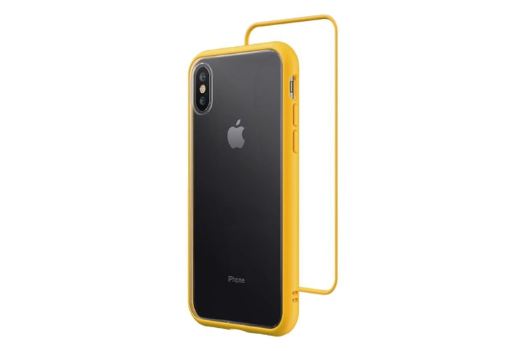 RhinoShield Mod NX for iPhone XS Max - Yellow (RHI534)