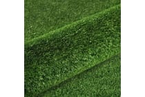 Artificial Grass 20 SQM Synthetic Artificial Turf Flooring 15mm (Olive)