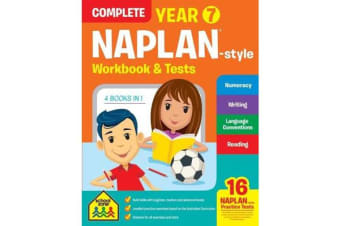 Complete Year 7 Naplan-style Workbook & Tests