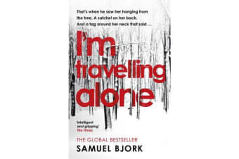 I'm Travelling Alone - (Munch and Kruger Book 1)