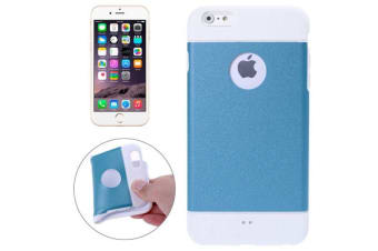 For iPhone 6S 6 Case Modern Shell High-Quality Durable Shielding Cover Blue